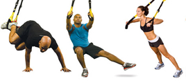entrenamiento suspension trx